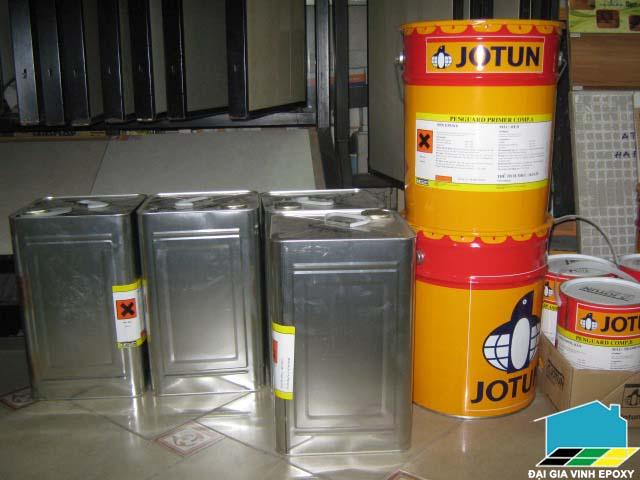 Đại lý sơn epoxy Jotun