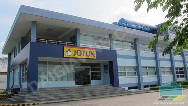 Công ty sơn jotun