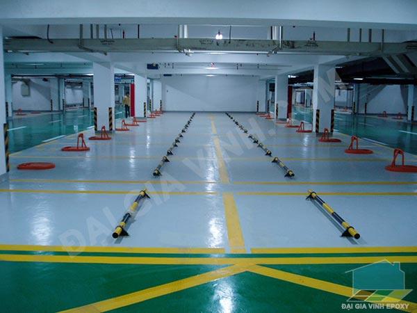Cung cấp các loại sơn sàn