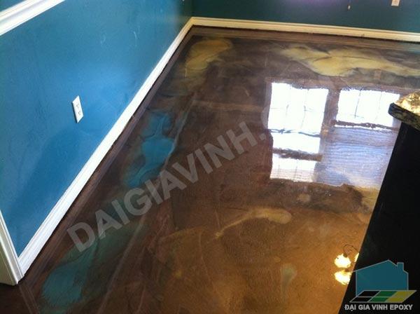 Lợi ích khi sử dụng sơn epoxy