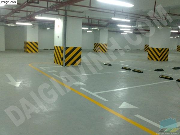 Dịch vụ sửa chữa và bảo trì sơn sàn epoxy chất lượng