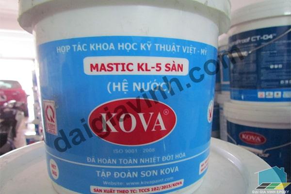 Sơn epoxy kl - 5