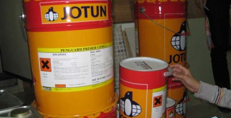 Đại lý phân phối sơn epoxy Jotun