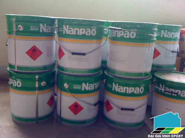 Sơn epoxy Nanpao là gì? Có công dụng như thế nào?