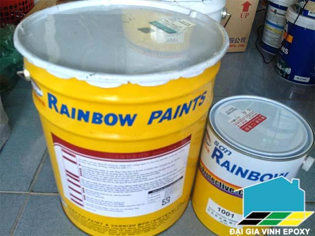 Sơn epoxy Rainbow Là Gì? Nhận Cung Cấp Giá Rẻ Giao Hàng Tận Nơi