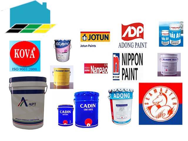 phân loại sơn epoxy
