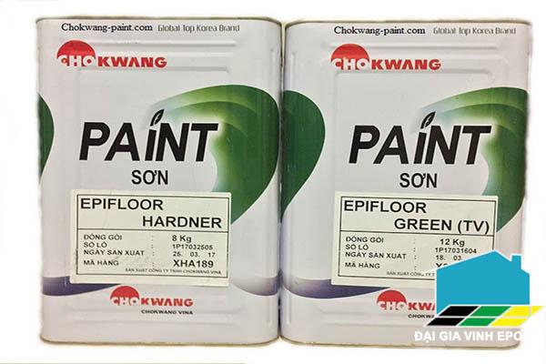 Công ty cung cấp sơn epoxy Chokwang