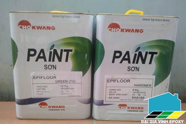 Sơn epoxy Chokwang