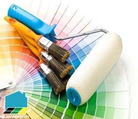 Cách pha sơn sàn epoxy