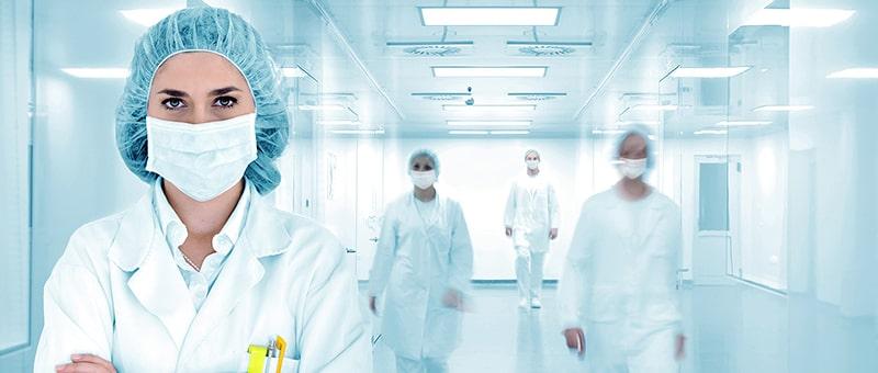 Thi công sơn epoxy cho ngành dược phẩm