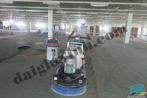 Phương pháp sơn nền bê tông hiệu quả tại nhà xưởng và nhà máy