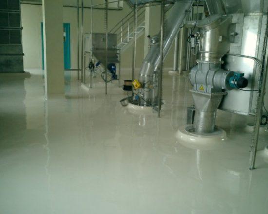 Sơn epoxy kháng hóa chất