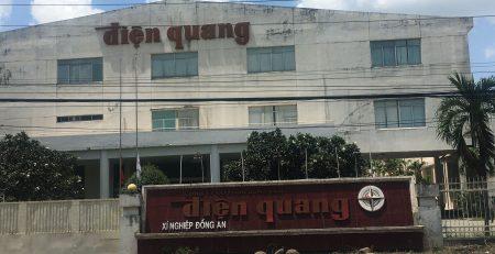 Công ty CP Đầu Tư và Thương Mại Điện Quang